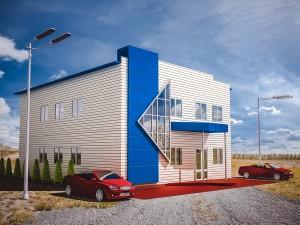 Офисное здание г. Рязань